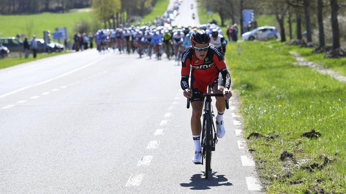Silvan Dillier (BMC) sur le Dauphiné Libéré 2016