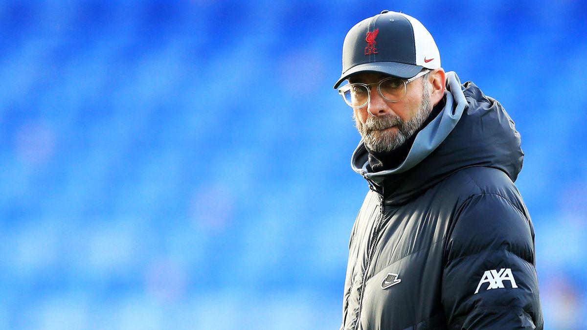 Jürgen Klopp (Teammanager FC Liverpool)