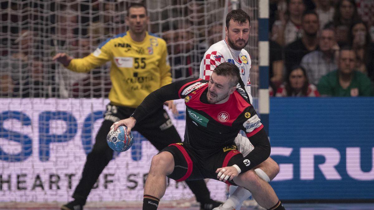 Handball Kroatien Deutschland