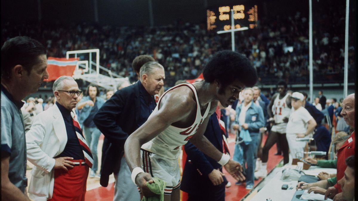 SUA - URSS, finala olimpică masculină din 1972
