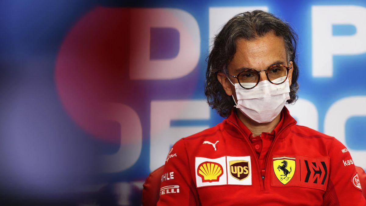 Laurent Mekies, Scuderia Ferrari