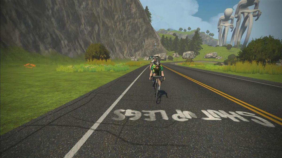 Cycling Esports World Championships 2020 - women finish