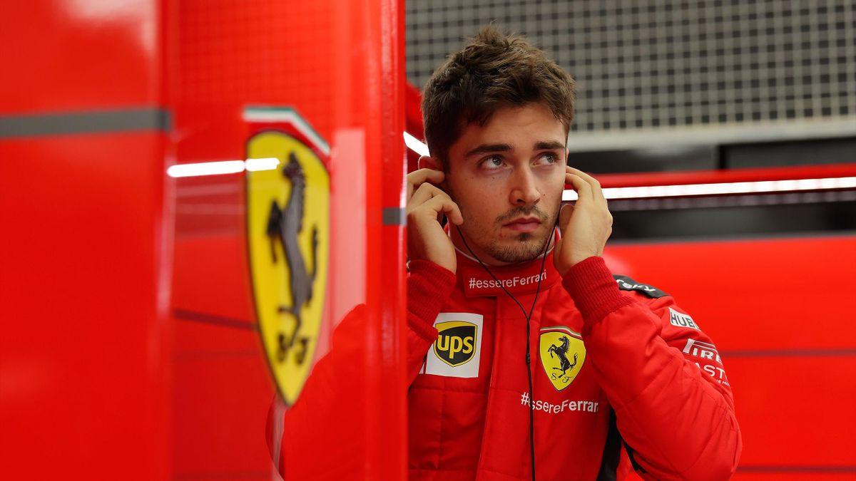 Charles Leclerc (Ferrari) - GP of Bahrain 2020