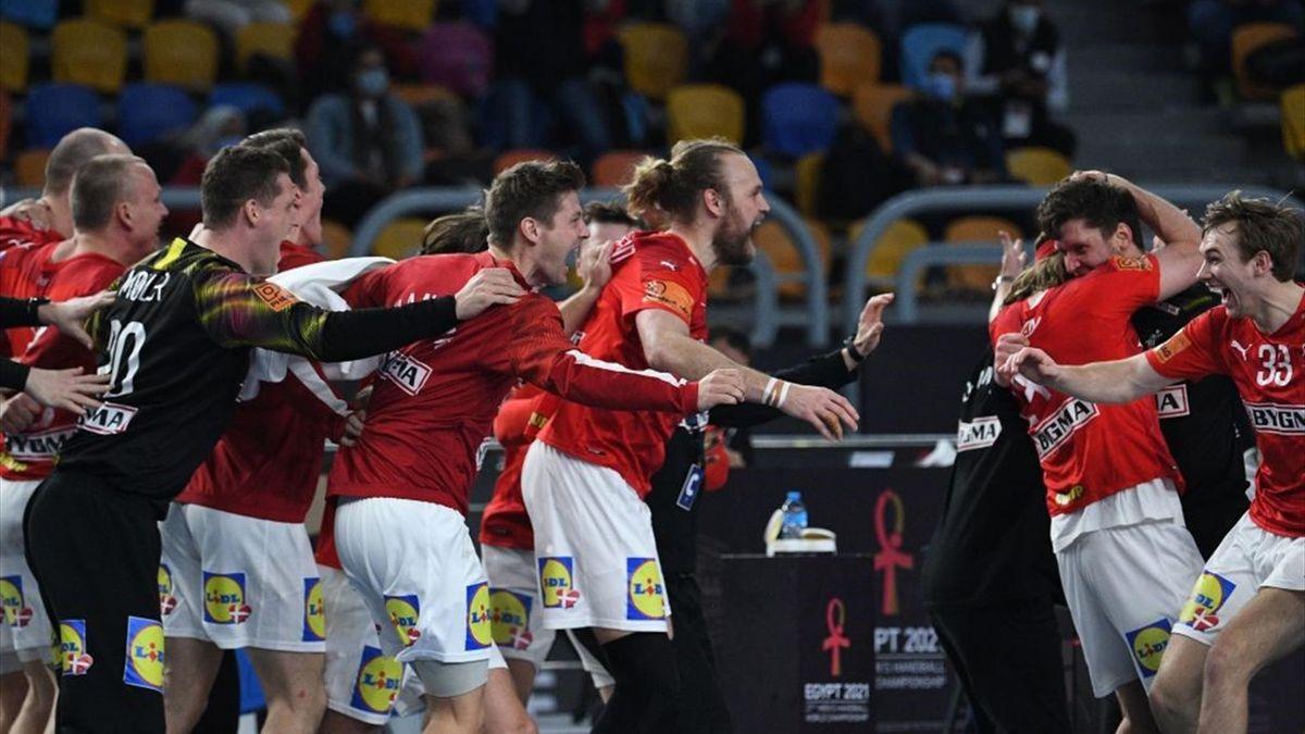 Dänemark jubelt über den Titel bei der Handball-WM 2021