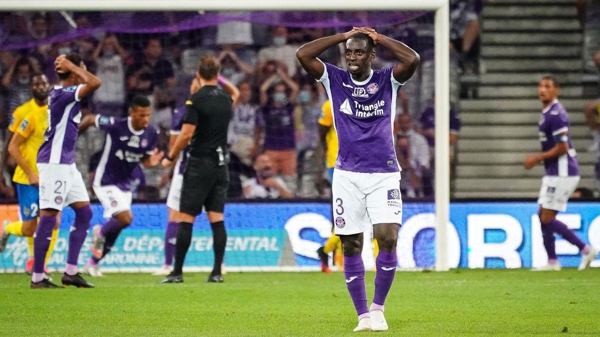 Le Toulouse de Deiver Machado tenu en échec à domicile par Sochaux.