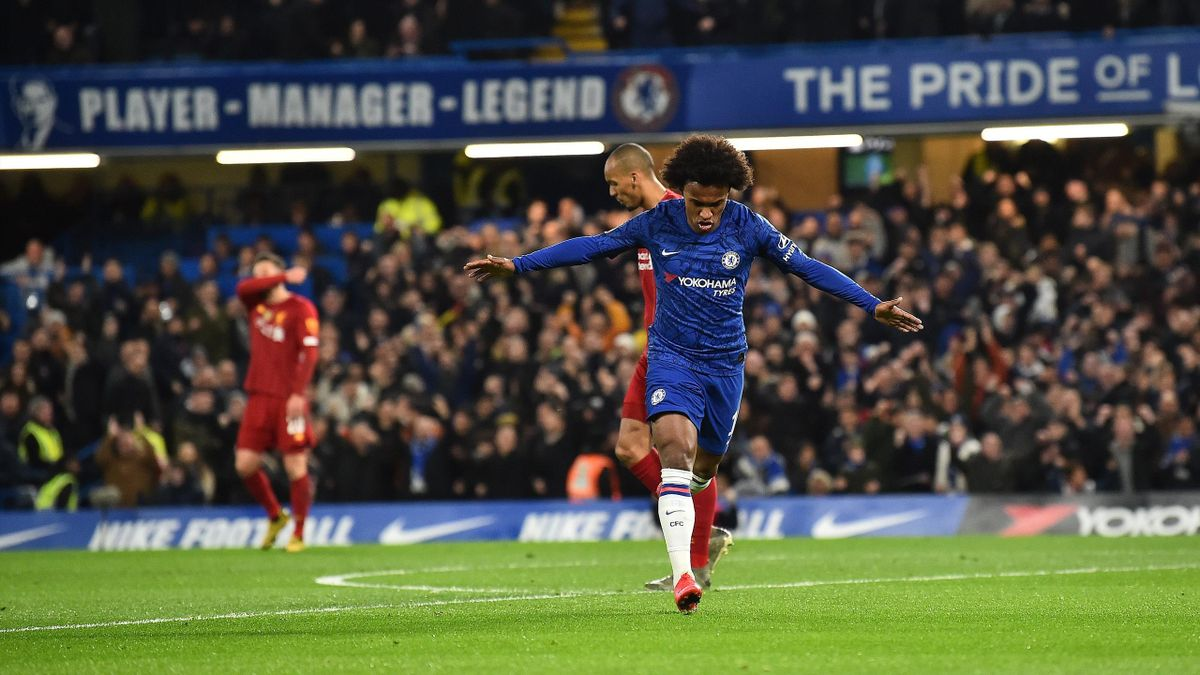 Willian (Chelsea-Liverpool)