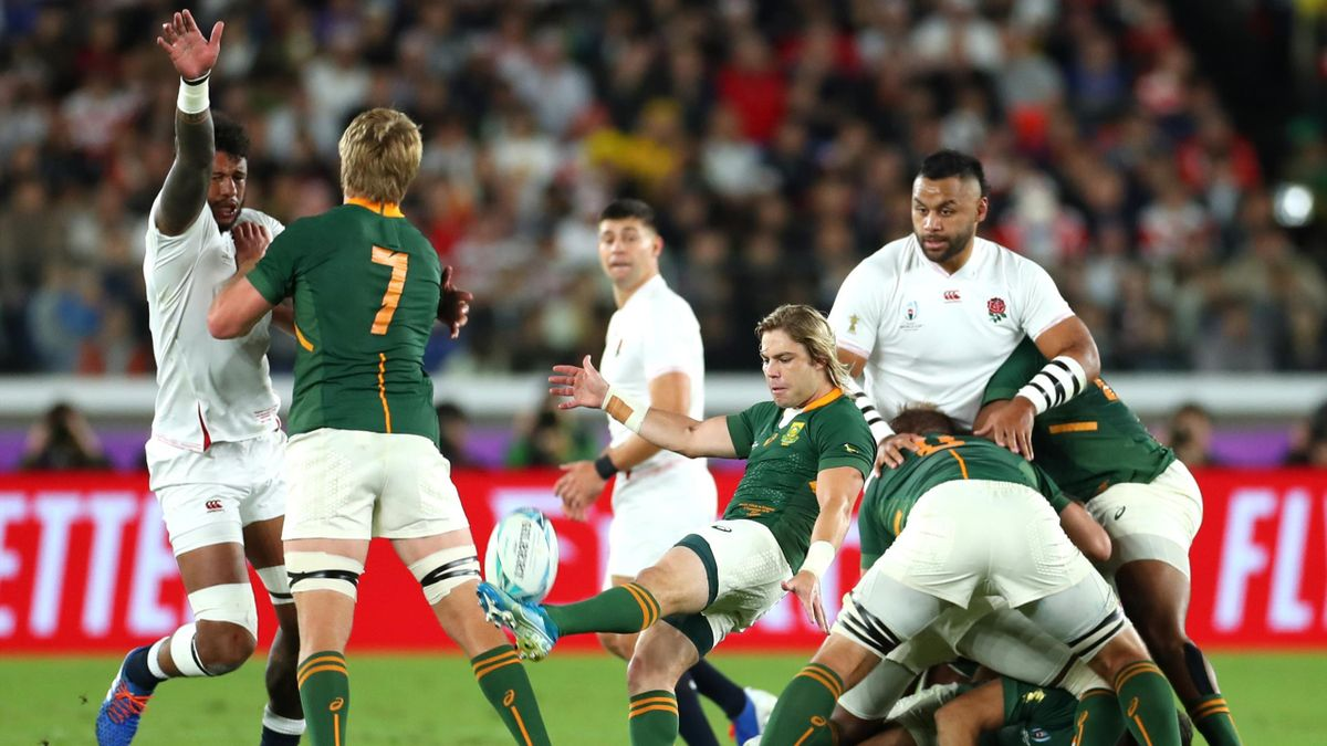 de Klerk - England-South Africa - 2019 Rugby World Cup - Getty Images