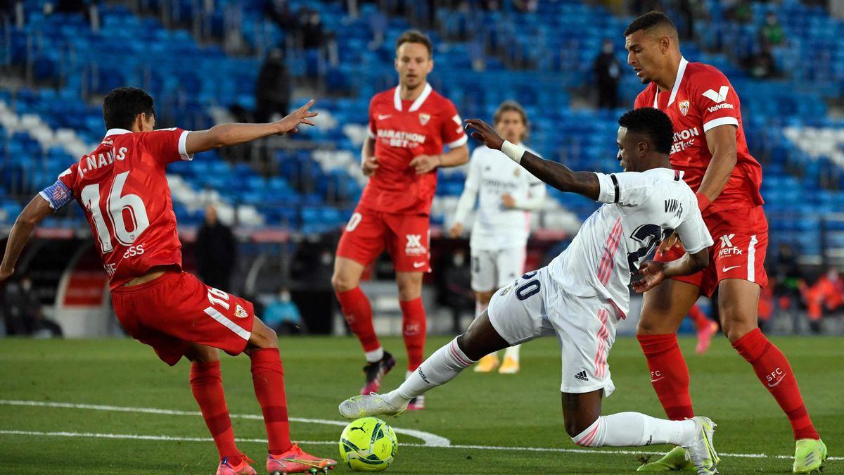 Vinicius Jr. - Real Madrid vs. FC Sevilla