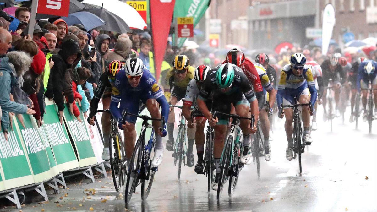 Pascal Ackermann wird Zweiter beim Münsterland-Giro
