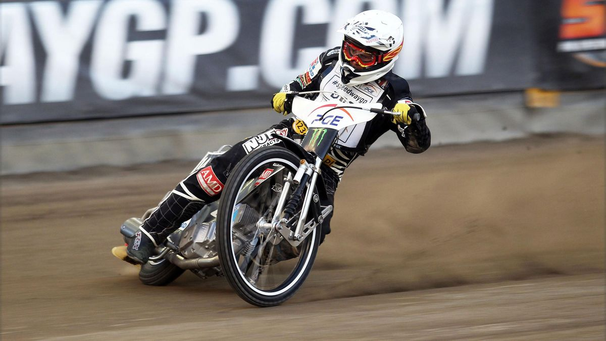 Watch Speedway all season long on the Eurosport Player