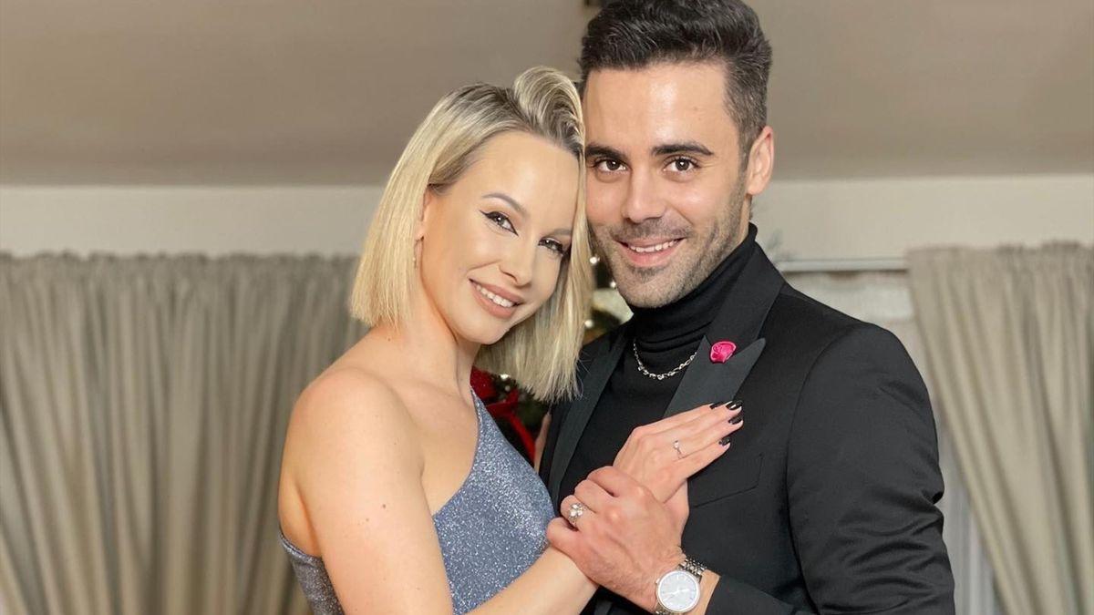 Sandra Izbașa a fost cerută în căsătorie