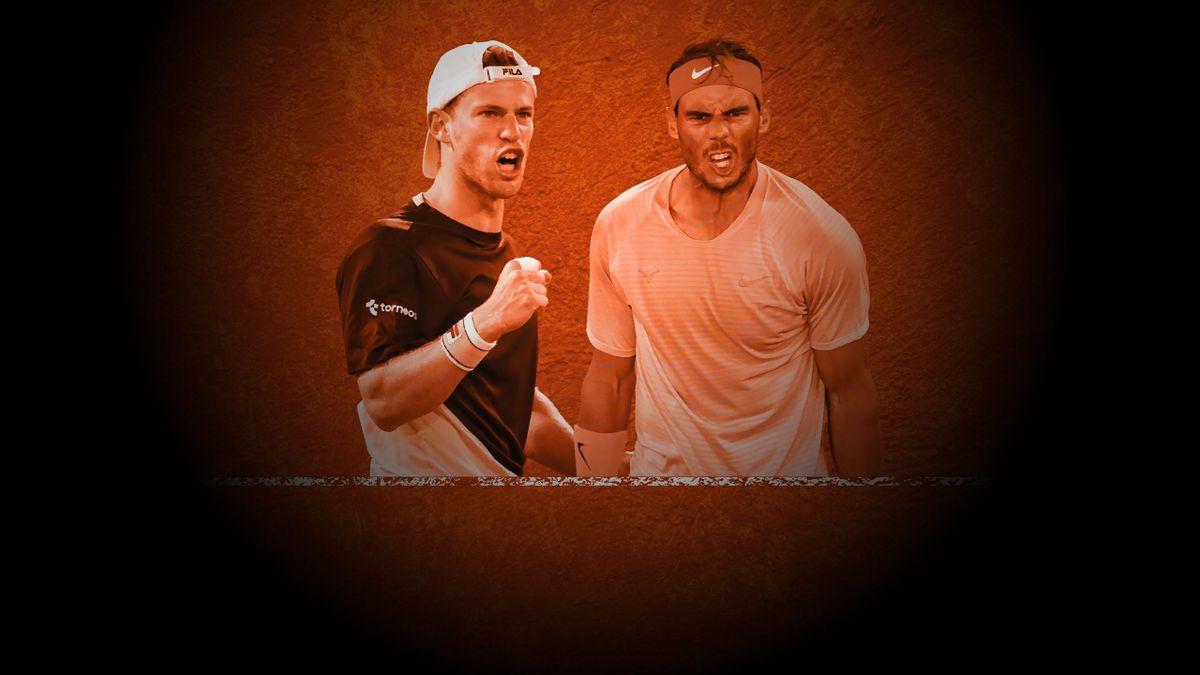 Diego Schwartzman - Rafael Nadal   Tennis   ESP Player Feature