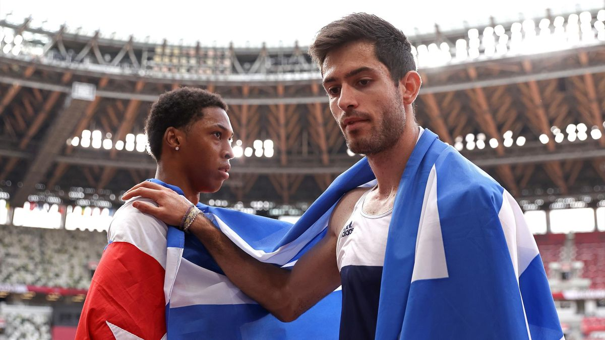 Agony and joy: Rutherford on 'incredible' long jump finale