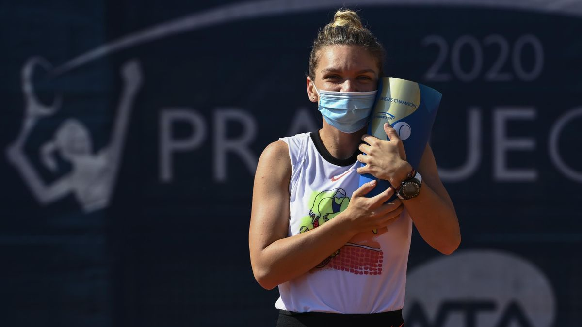 Simona Halep, desemnată jucătoarea lunii august! Anunțul făcut de WTA