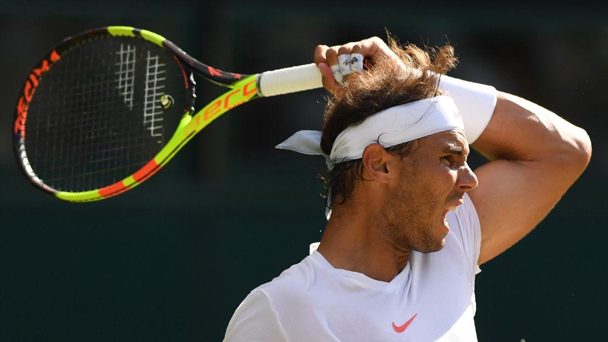 Rafael Nadal - Wimbledon 2018