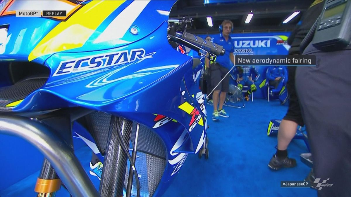 GP Japan: Moto GP FP2 - Analysis + sectors