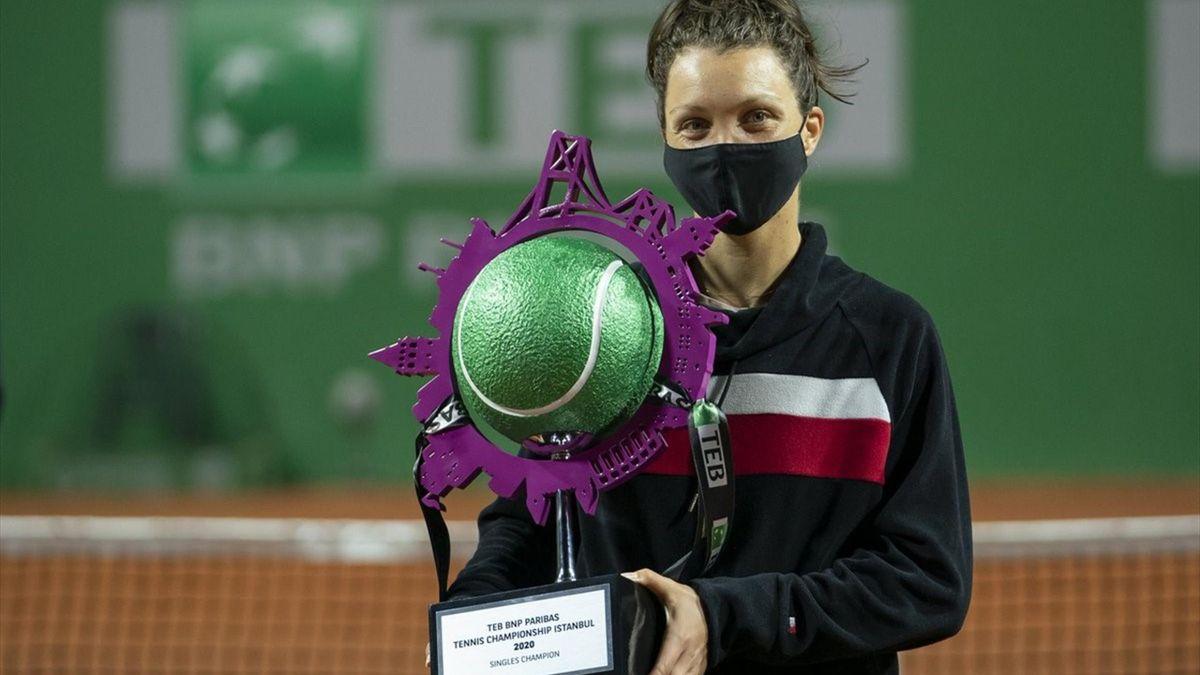 Patricia Țig, campioană la Istanbul
