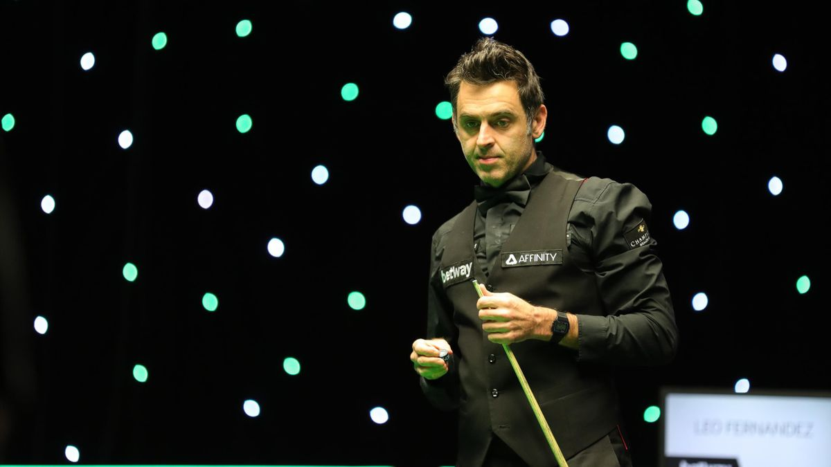 masters snooker final - photo #35