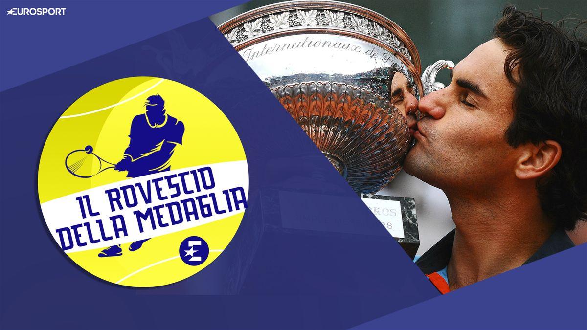 Il rovescio della medaglia - Roger Federer