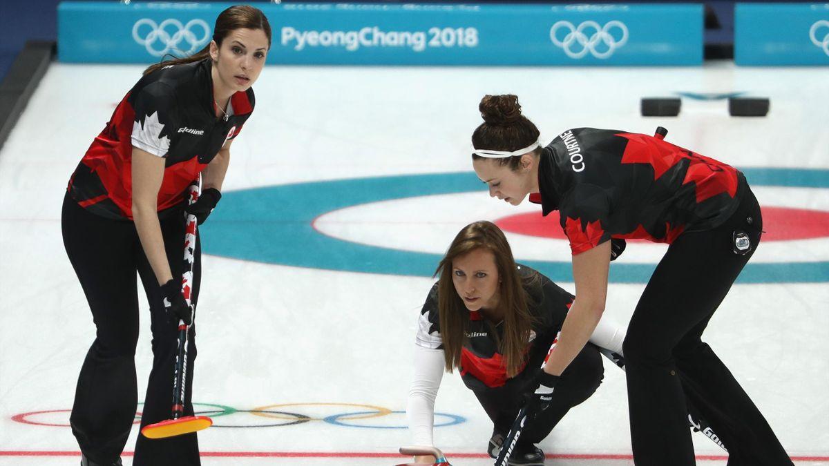Olympia 2018: Kanada Curling