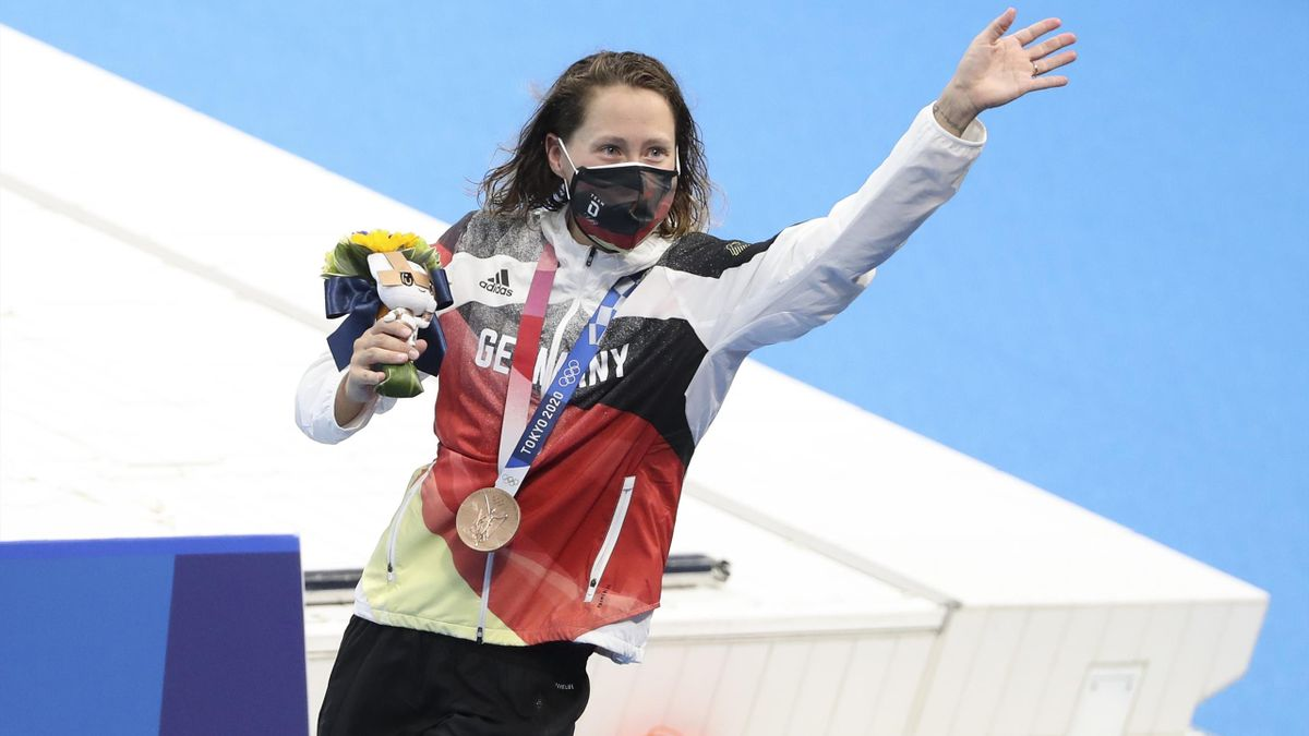 Sarah Köhler blickt positiv auf die Olympischen Spiele zurück.