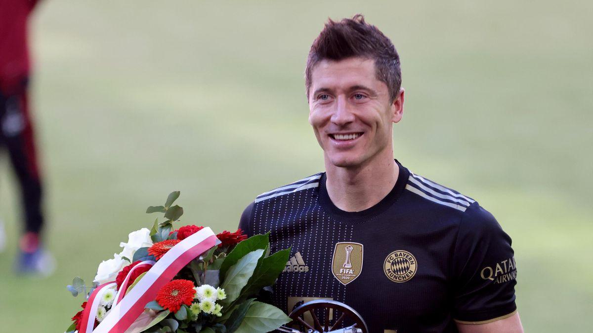 Bundesliga news - Opinion: Robert Lewandowski is a living legend we don't  appreciate enough - Eurosport
