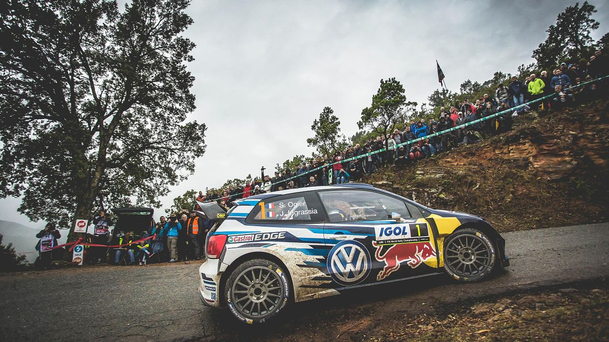 Sébastien Ogier (VW) - Rally of France 2015