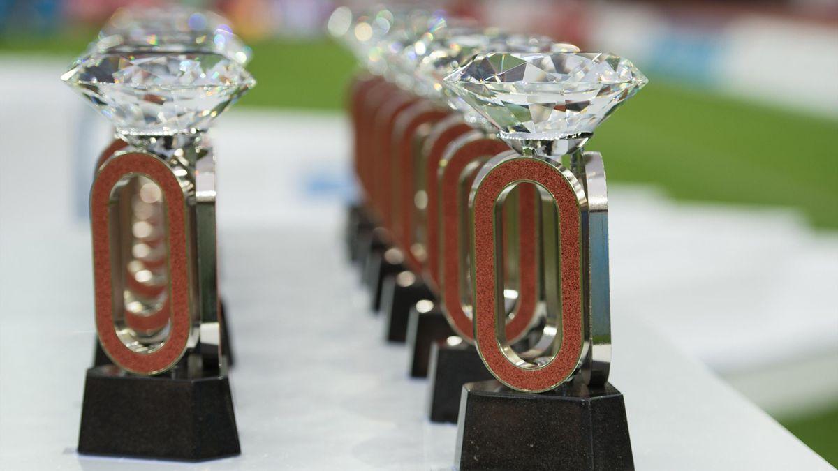Trofeele Diamond League Athletics