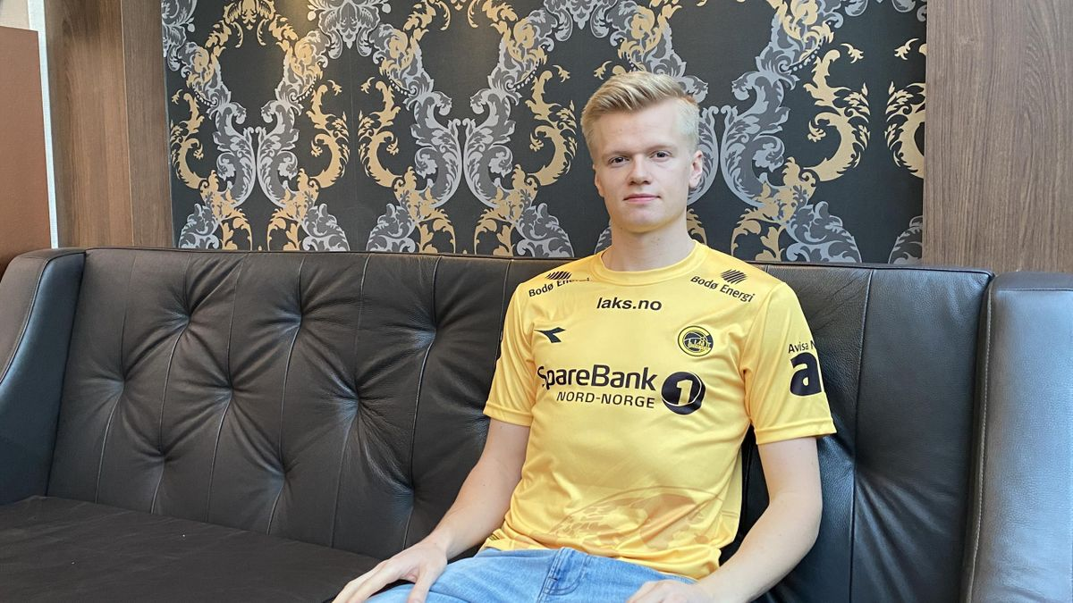 Axel Lindahl er klar for Bodø/Glimt.
