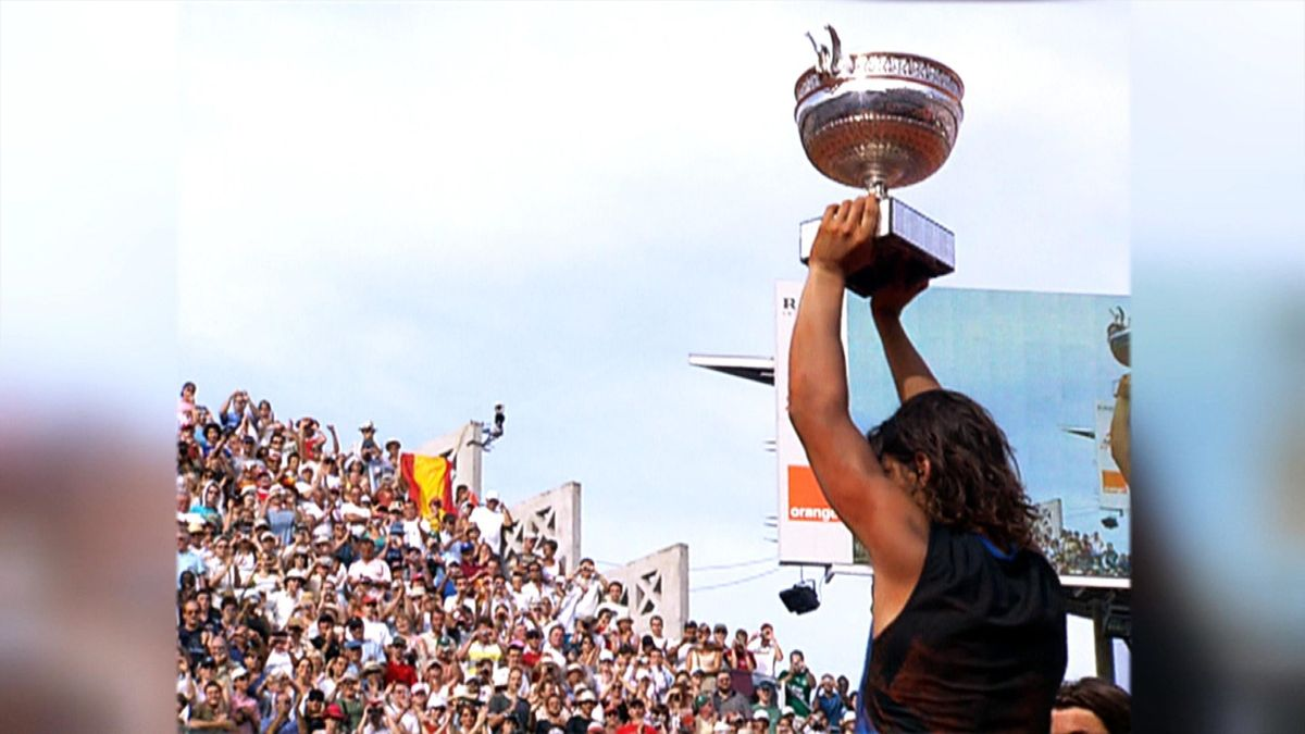 Road to Nadal : 2006