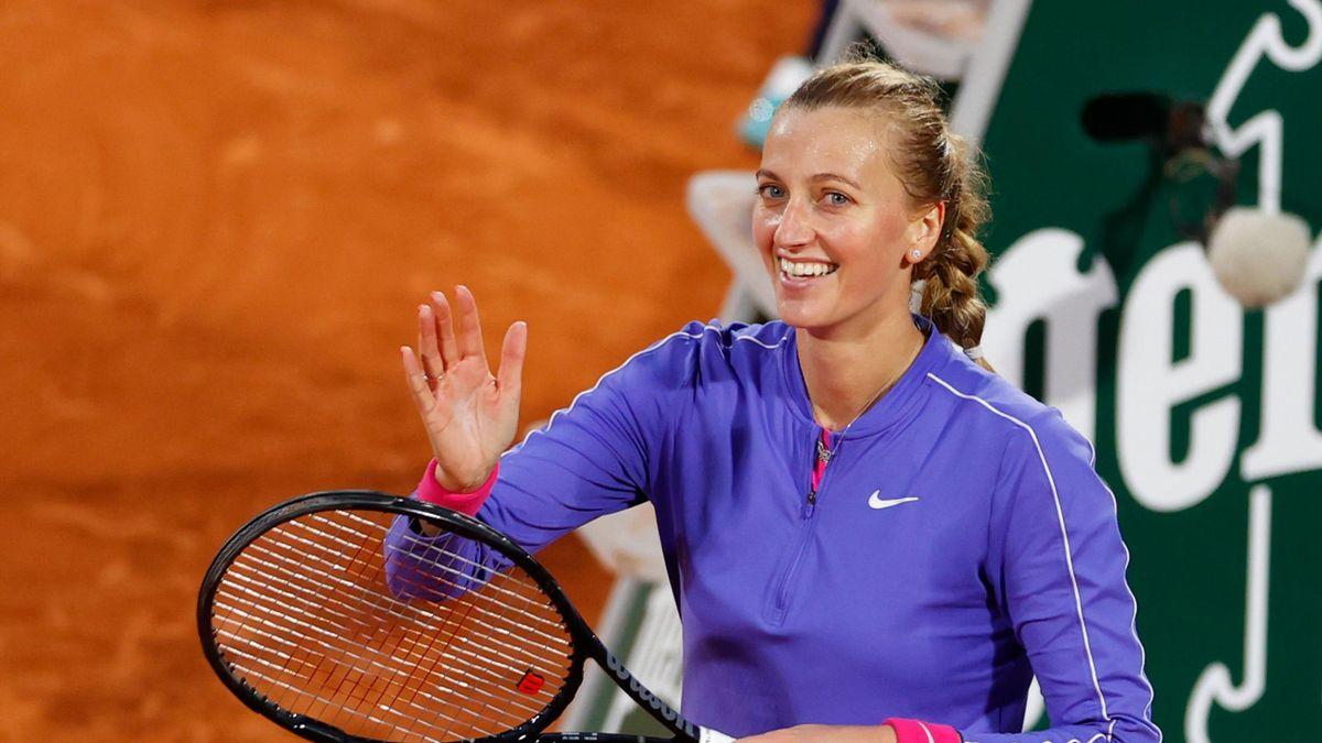 Petra Kvitova, la Roland Garros 2020