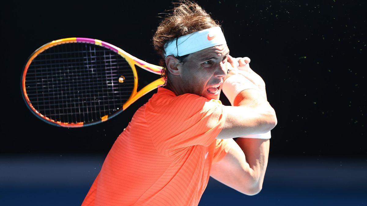 Rafael Nadal, Australian Open 2021
