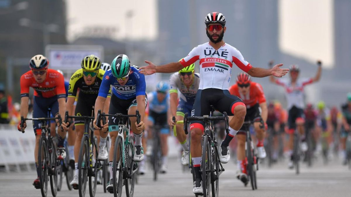 Gaviria Tour of Guangxi  5 stage