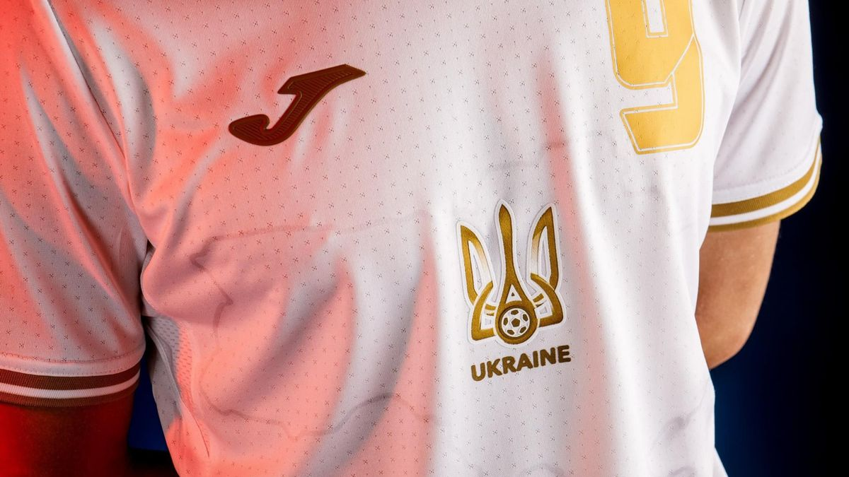 Team Ukraine colors