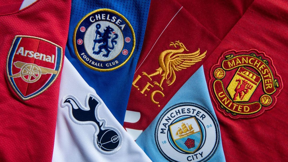 Liverpool, Manchester City, Manchester United, Chelsea, Tottenham : le Big Six de la Premier League 2020/2021