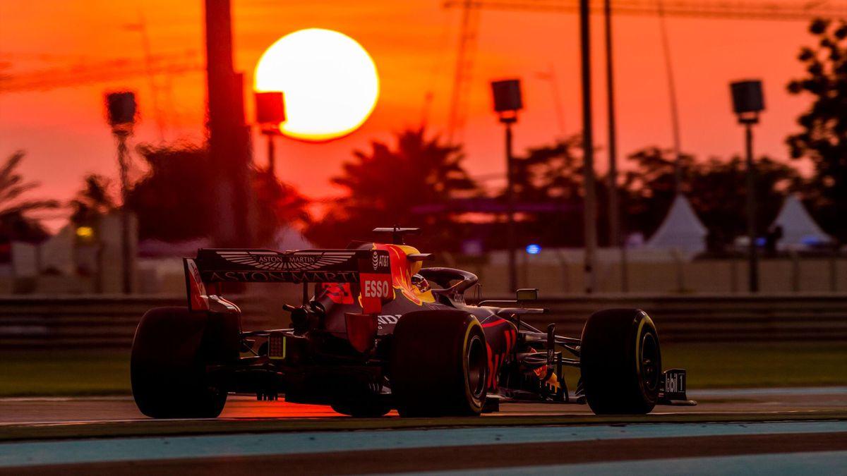 Max Verstappen (Red Bull) - GP of Abu Dabi 2019