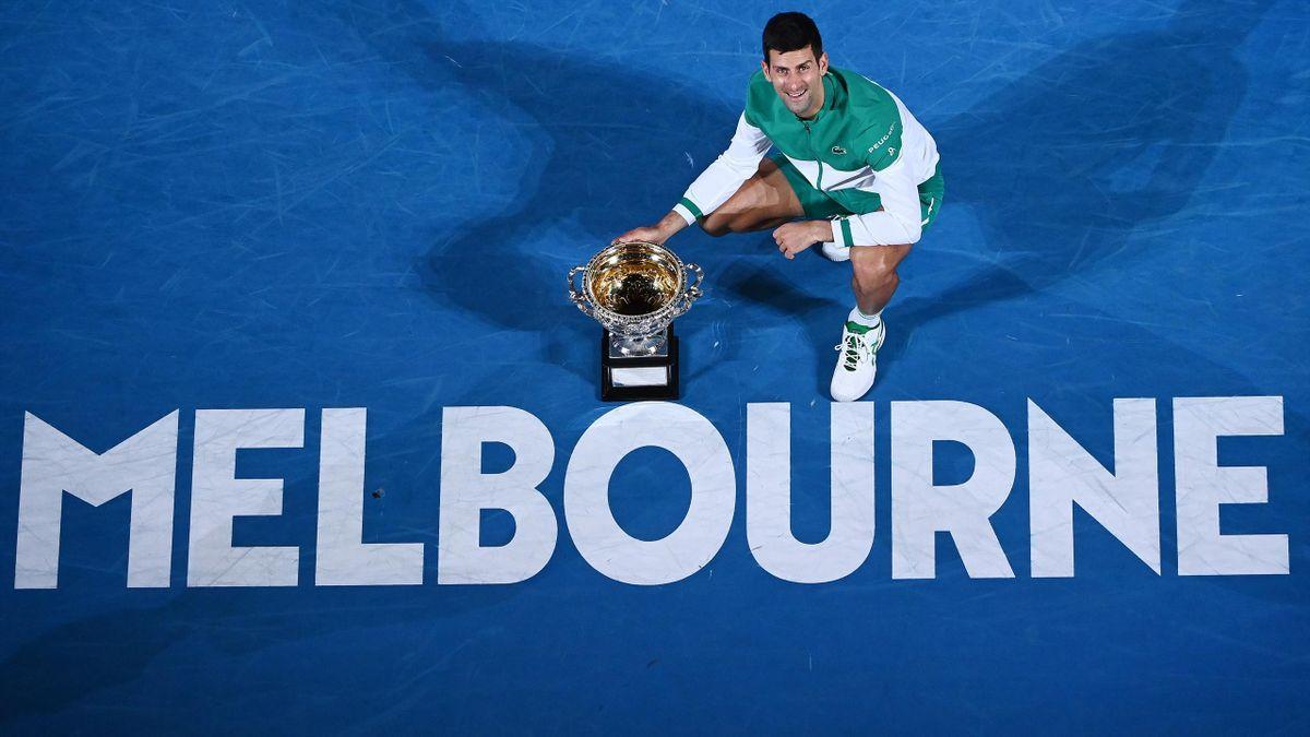 Australian Open na dłużej w Discovery Sports