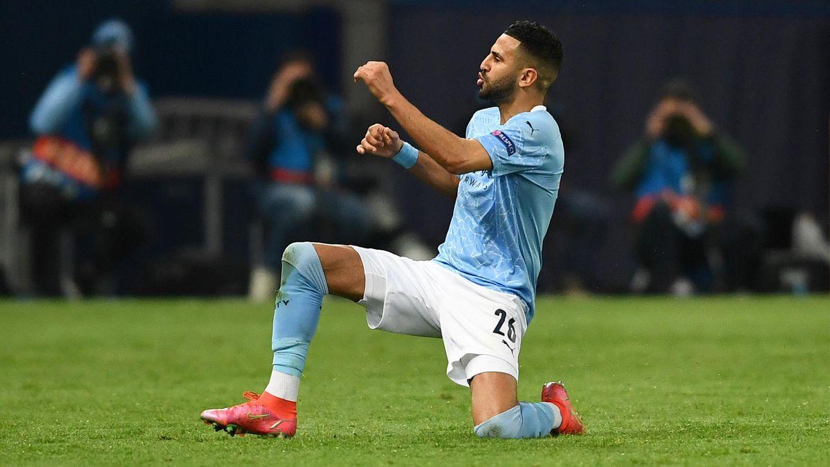 Riyad Mahrez (Manchester City)