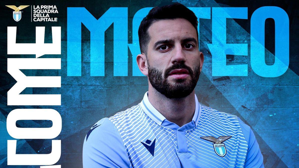 28 gennaio 2021, Mateo Musacchio presentato dalla Lazio