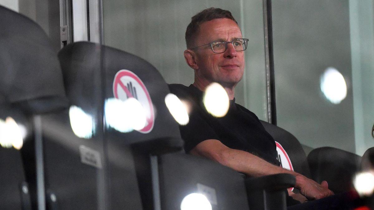 Ralf Rangnick war bereits 2004 als Trainer beim FC Schalke 04
