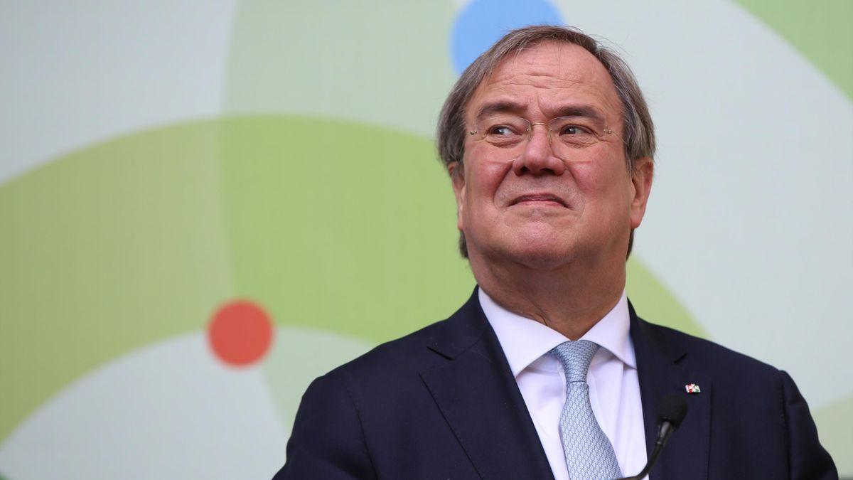 Der Traum des nordrhein-westfälischen Ministerpräsidenten Armin Laschet, Olympische Spiele in die Rhein-Ruhr-Region zu holen, ist erstmal geplatzt