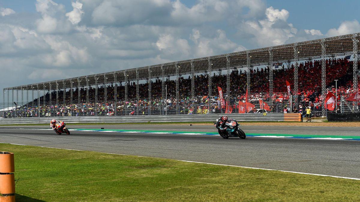 MotoGP in Thailand