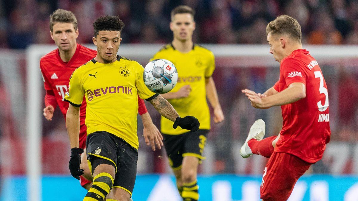 Bundesliga: Topspiel Bayern gegen Dortmund
