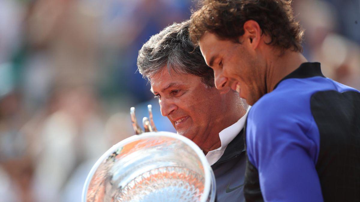 Toni Nadal - Rafael Nadal