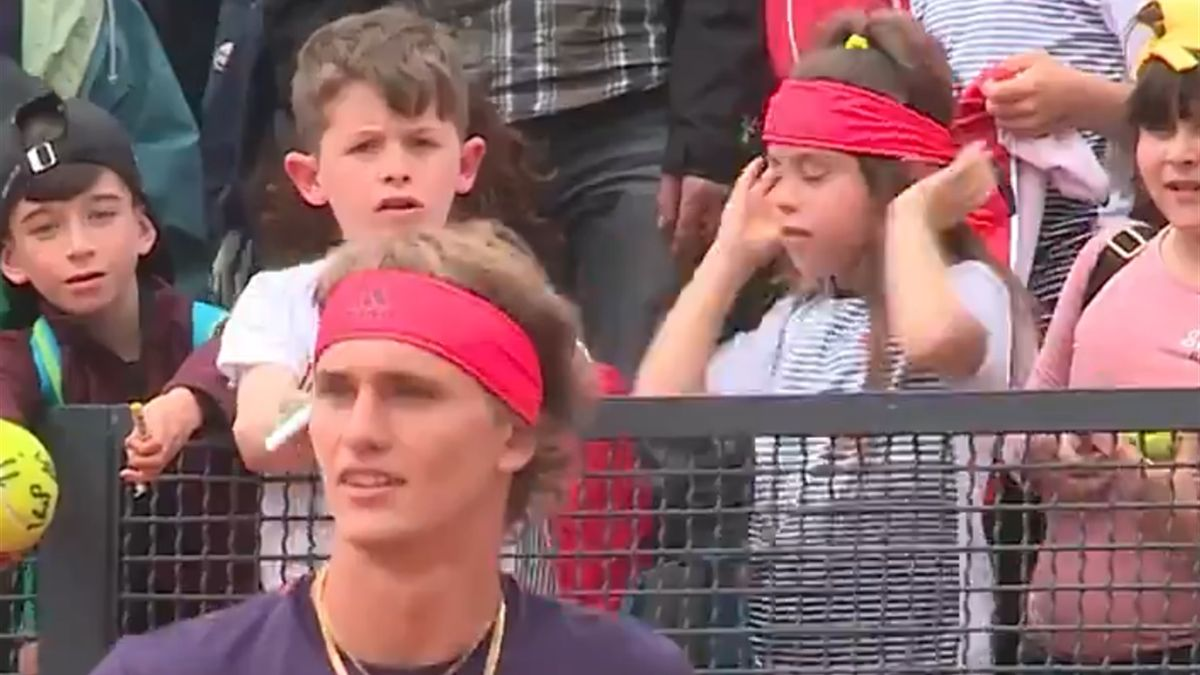 Alexander Zverev, ATP Masters Rom