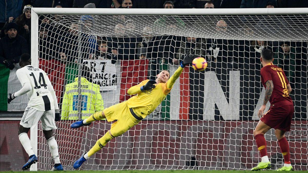 Le pagelle di Juventus-Roma 1-0: Olsen paratutto, sorpresa De ...