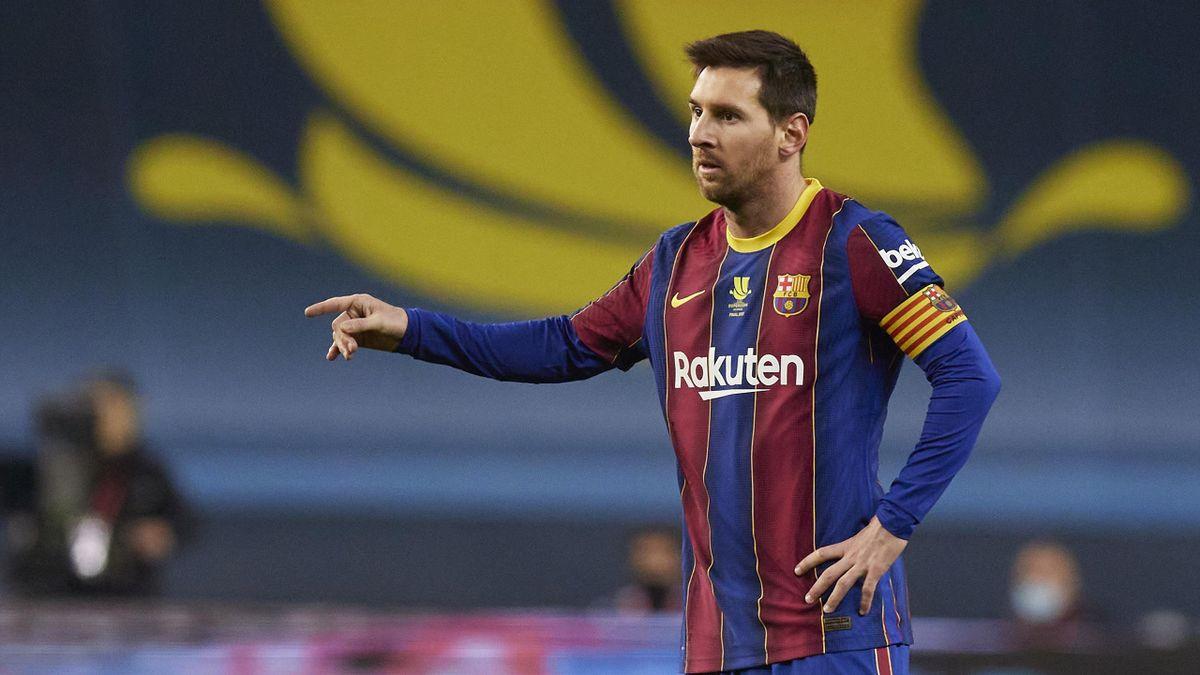 Lionel Messi soll von 2017 bis 2021 angeblich über 500 Millionen Euro an Spielergehalt kassieren