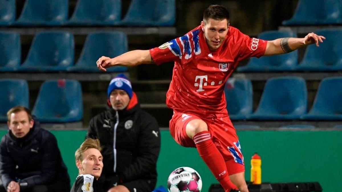 Niklas Süle vom FC Bayern