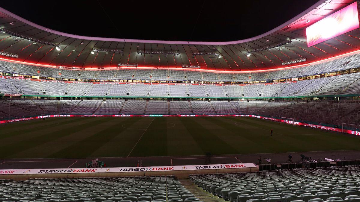 Das kleine Münchener-Derby steigt in der Allianz Arena