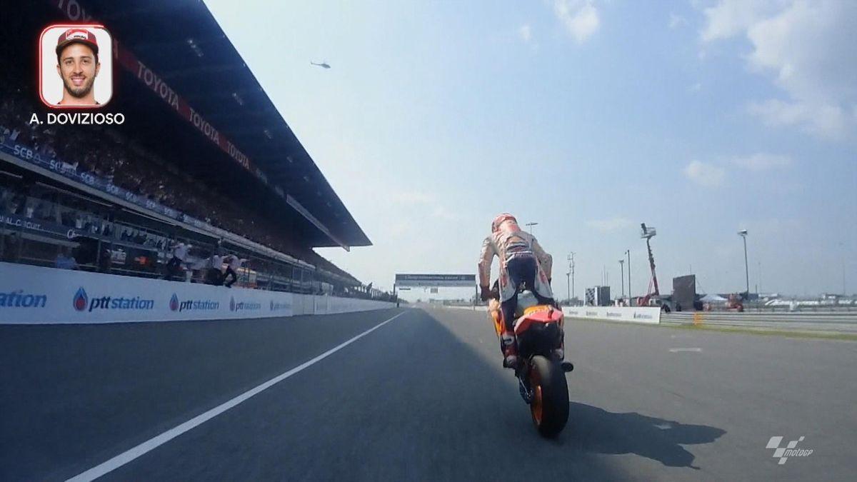GP Thailand: Moto GP - Onboard